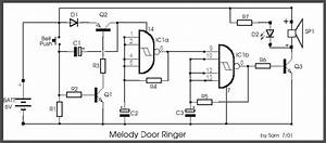 How To Build Melody Door Ringer