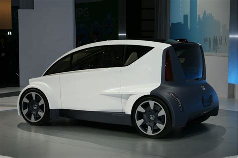 Honda Pnut Concept Takes On Smart Fortwo And Scion Iq
