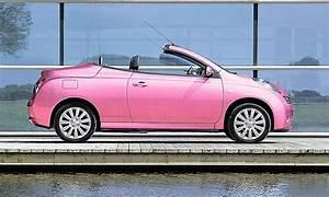 Nissan Micra Cabriolet : pink nissan micra convertible pink just pink stuff ~ Melissatoandfro.com Idées de Décoration