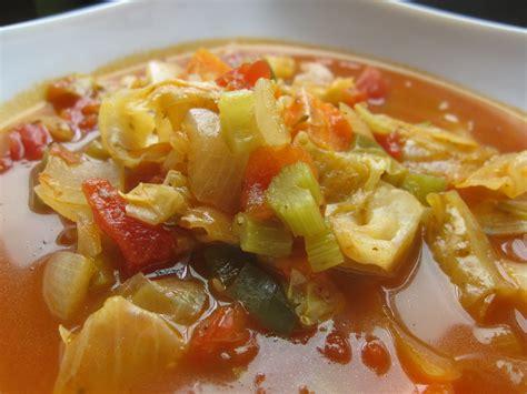 soupe aux choux de r 233 gime cuisiner c est facile