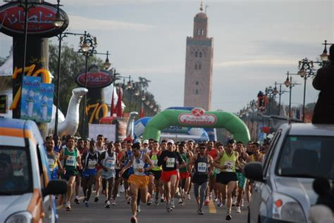 Participez Au Marathon De Marrakech 2014viaprestige Marrakech