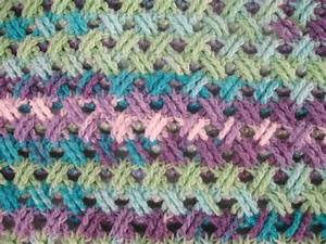 Interweave cable Celtic - The Crochet Club