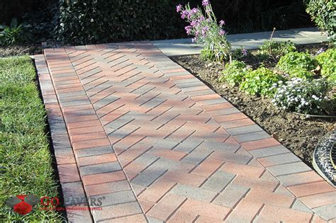 cost to install patio pavers 2017 brick paver costs