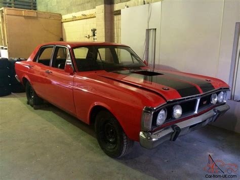 Project For Sale by Ford Falcon Xy Gt Replica Unfinished Project Everythings
