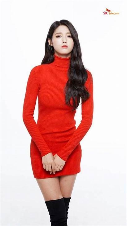 Seolhyun Aoa Photoshoot Galeri Pop