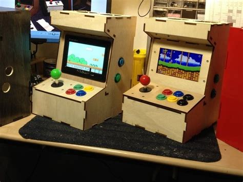 Raspberry Pi Arcade Cabinet Kickstarter by 17 Best Images About Arcade Machine On Retro