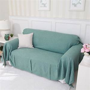 15 best ideas of teal sofa slipcovers With affordable furniture slipcovers