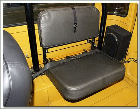 Page 305 Land Cruiser Seat Belts-factory