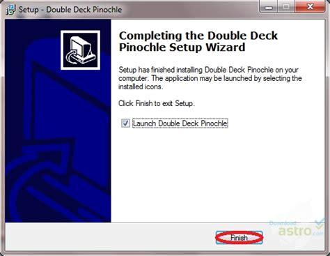 double deck pinochle laatste versie gratis download 2016