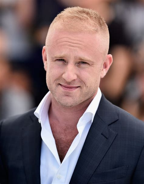 ben foster   hell  high water photocall