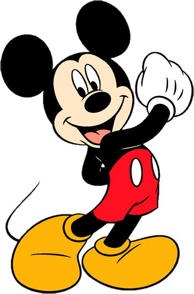 Mickey Mouse Clipart Cool Images Mickey Mouse
