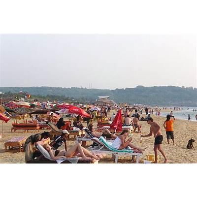 Candolim Beach Goa - Tour & Travel Guide