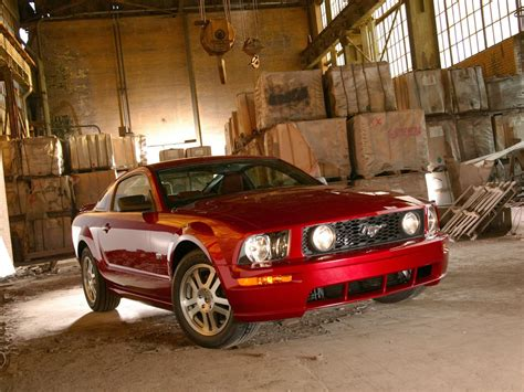 2005 Mustang Gt 0 60 by 2005 2010 Ford Mustang Gt Ford Supercars Net
