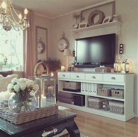 Decorating Ideas For Living Room With Tv by 19 Amazing Diy Tv Stand Ideas You Can Build Right Now