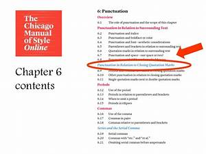 Write And Cite  U201cchicago Style U201d  Helping Students And