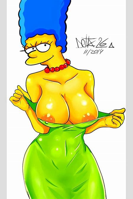 Marge simpson big boobs hentai-watch and download