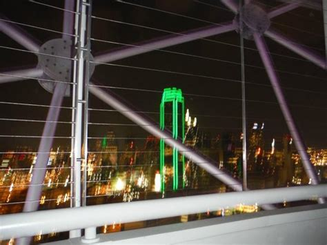 Reunion Tower Observation Deck Promo Code enjoying the view picture of reunion tower dallas