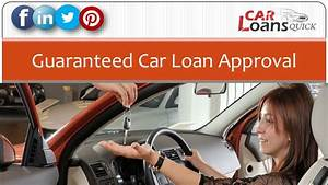 Guaranteed Auto Loans | 2017 - 2018 Best Cars Reviews