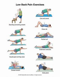 Low Back Pain - Why Exercise Helps