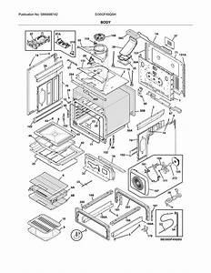 Looking For Electrolux Model Ei30gf45qsh Gas Range Repair