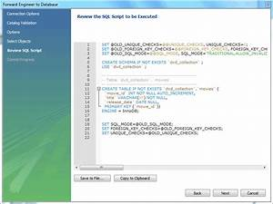 Mysql    Mysql Workbench Manual    9 3 1 Creating A Model