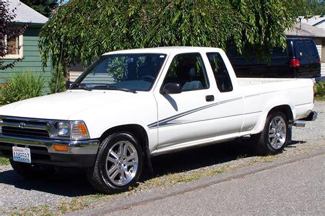 1992 Toyota Pickup  Vin 4tarn81axnz008555 Autodetectivecom