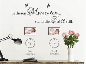 In Stand Setzen : wandtattoo fotorahmen momente mit namen ~ Lizthompson.info Haus und Dekorationen