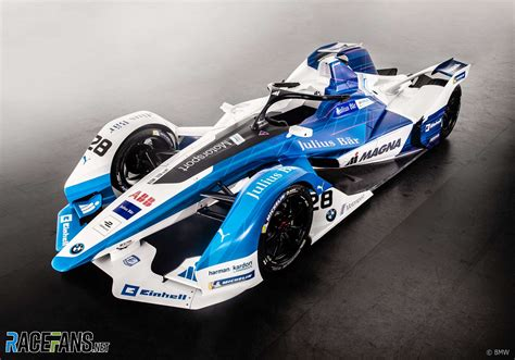 E Car by Bmw Reveals Formula E Car For 2018 19 Season 183 Racefans
