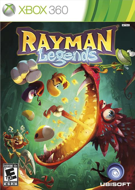 Rayman Legends Release Date (Xbox One, PS4, Xbox 360, PS3 ...