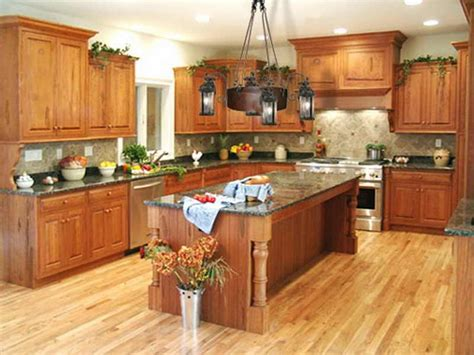 what color wood floor goes with oak cabinets light paint colors for kitchen ablf new paint job 2017