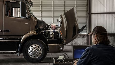 certified uptime centers volvo group