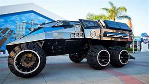 NASA's Mars rover concept looks ready to dominate the Red ...