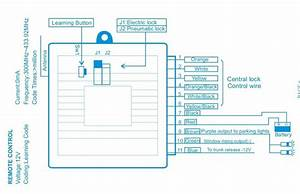 Lanbo Keyless Entry Wiring Diagram