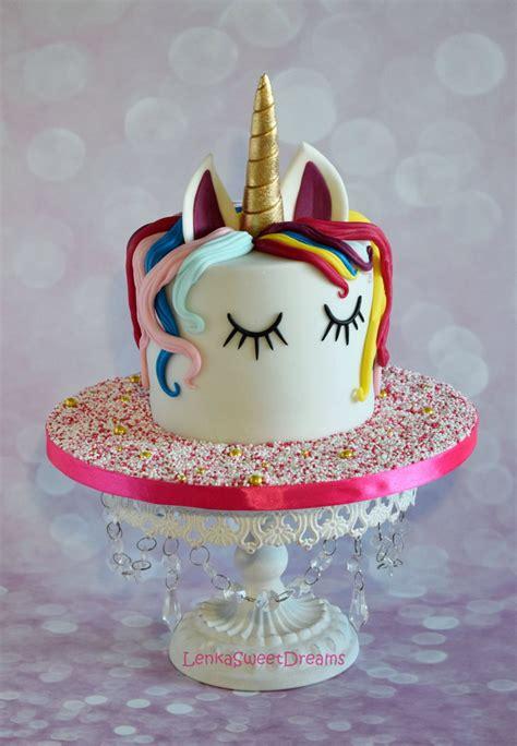magical unicorn birthday cake cakecentralcom