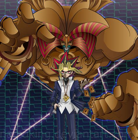 Yugioh Evil Deck by Exodia And Yami Yugi 02 By Natsuking On Deviantart