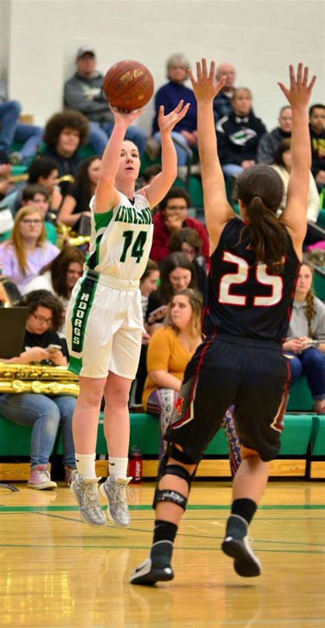 girls basketball hodags fall  medford   star journal