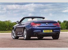 BMW 6 Series Convertible LCI F12 specs & photos 2015