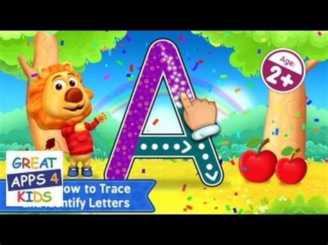abc tracing amp phonics free learning abc app for 104 | hqdefault