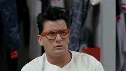 Major League Sheen Charlie Ricky Vaughn Fuck