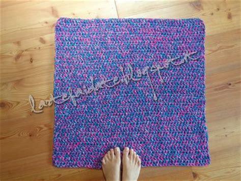 tappeto quadrato tappeto quadrato fatto a mano all uncinetto per la casa