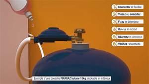 Bouteille De Gaz Propane 13 Kg : finagaz raccorder sa bouteille de gaz propane ou butane ~ Melissatoandfro.com Idées de Décoration