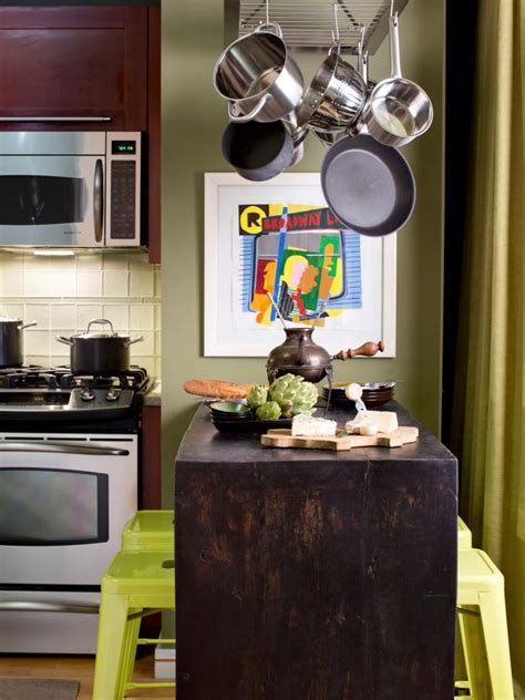 add dining space   small kitchen hgtv