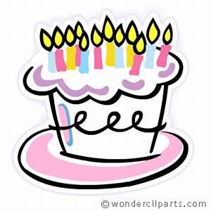 Clip Art Birthday Cake Slices   Clipart Panda - Free ...