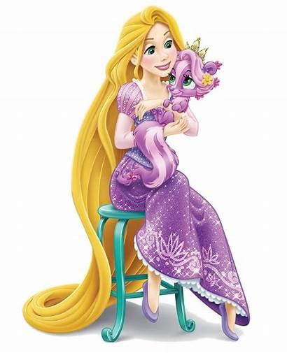 Rapunzel Disney Meadow Princess Welcome Pets Palace