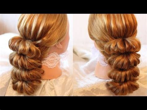 hairstyle   rubber bands beauty  youtube