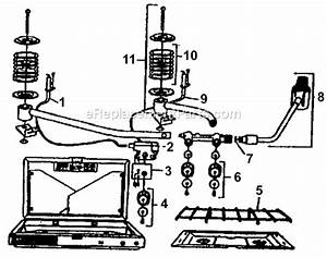 Coleman 5435a700 Parts List And Diagram