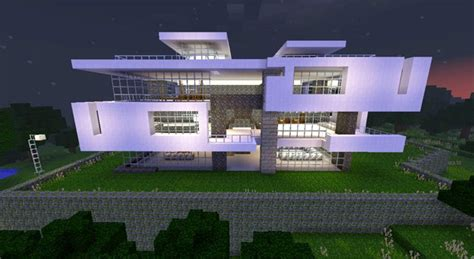 20 modern minecraft houses reactor