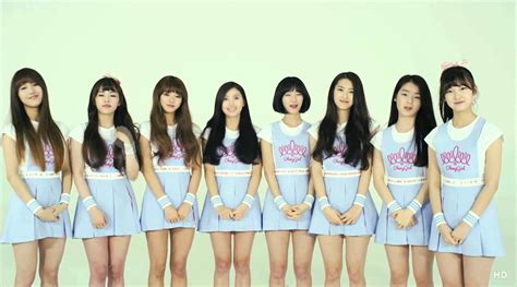 Oh My Girl (오마이걸) Naver Greeting Video Youtube