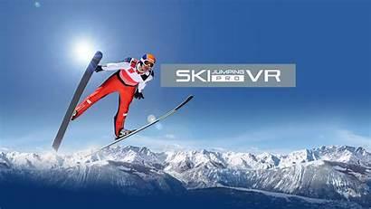 Ski Vr Jumping Fandomfare Takes Cz