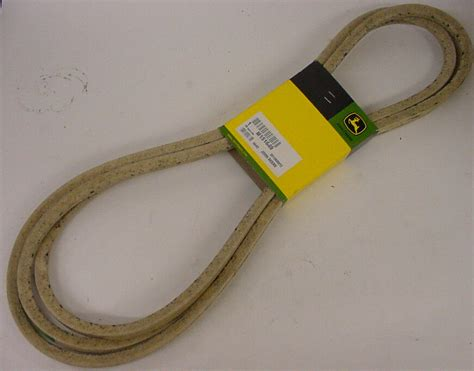 John Deere Genuine Oem Mower Drive Belt Decks